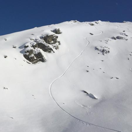 Queenstown, New Zealand: The hike up from the top of the Shadow Basin Chair will reap rewards
