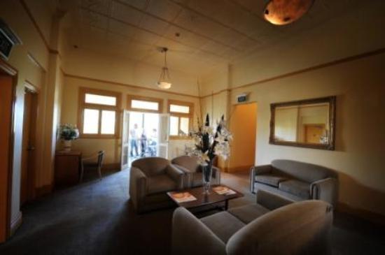 Hotel Victoria: Accomodation lounge area