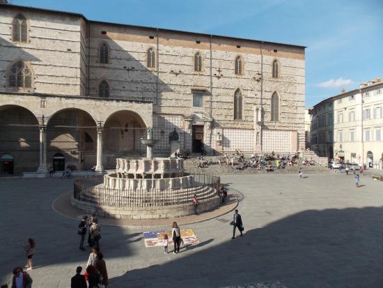 Bagno picture of hotel perusia perugia tripadvisor for Arredare milano piazza iv novembre