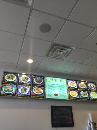 Pleasant Prairie, WI: Great Wonderful Fresh Cooked to order Chinese Food!