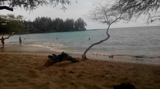 Waialea Beach: Entspannen