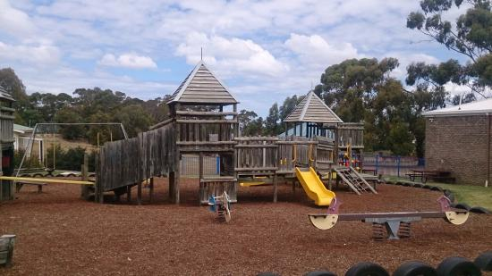 Taroona Community Hall Playground