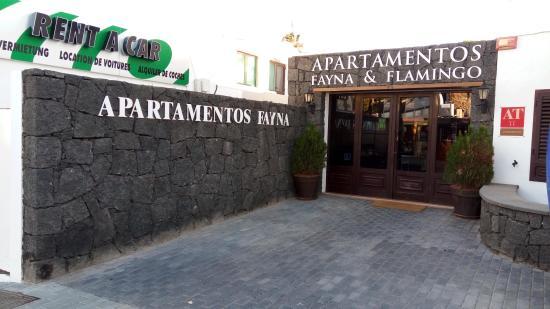 Apartamentos Fayna
