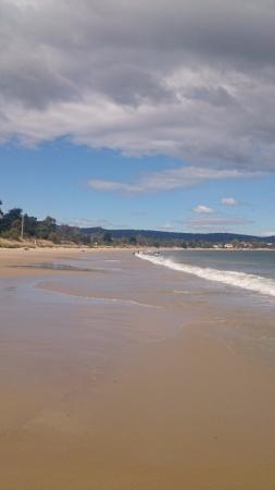 Bellerive, Australia: The beach