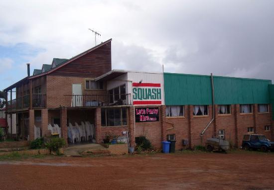 Albany Squash Centre