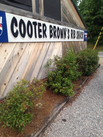 Jacksonville, Алабама: Cooter Brown's