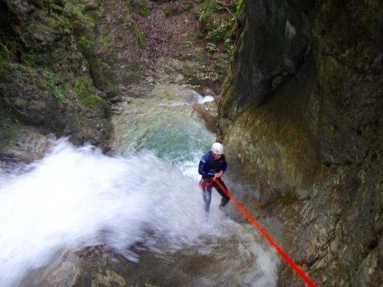 Vertiges Aventure : Canyoning