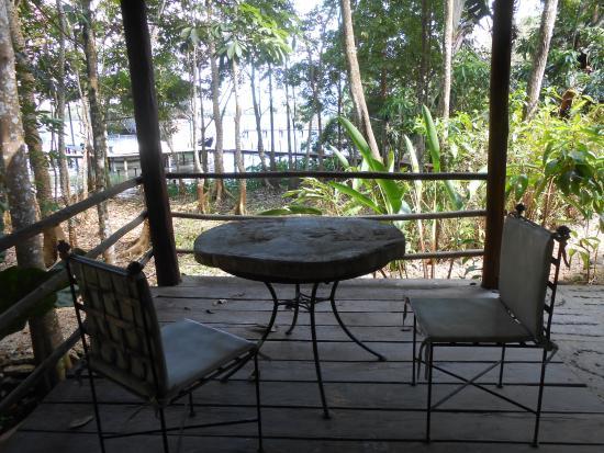 Fronteras, Guatemala: la casita elegante