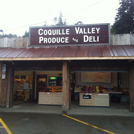 Coquille Valley Produce & Deli