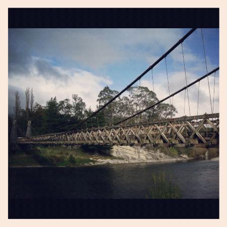 Tuatapere, นิวซีแลนด์: bridge
