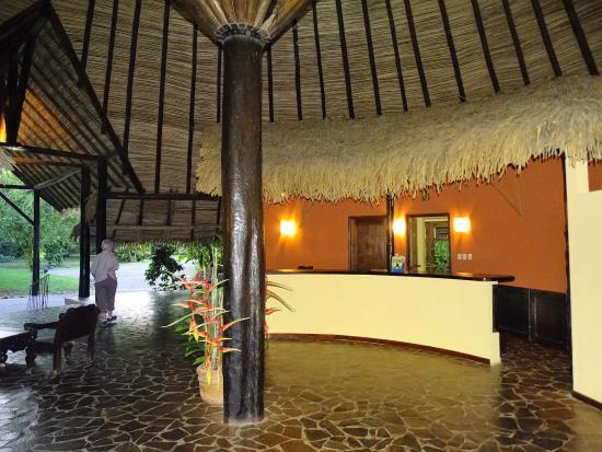 Sarapiquis Rainforest Lodge: Reception