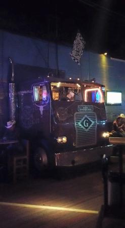 Pflugerville, TX: DJ booth