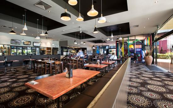 The Club Tavern Caboolture where you can enjoy a meal with friends
