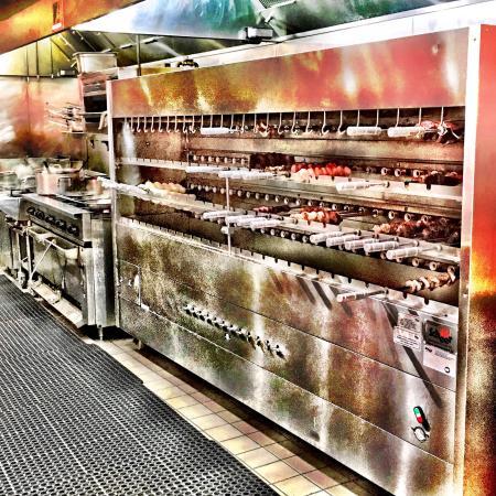 North Andover, MA: Chama Grill