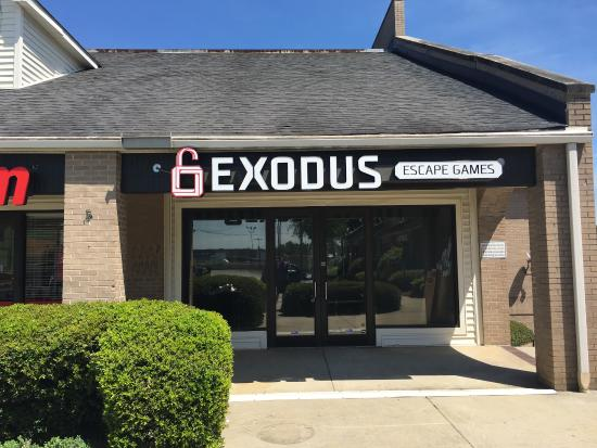 ‪Exodus Escape GamesColumbus‬