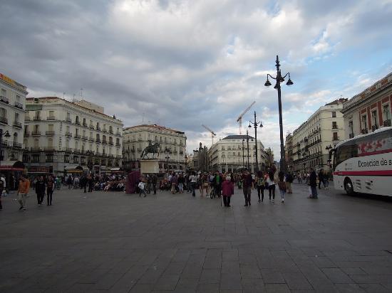 Plaza Del Sol Picture Of Puerta Del Sol Madrid