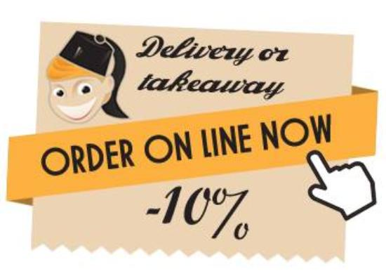 Balilla Pizzeria: 10% Off if you order online