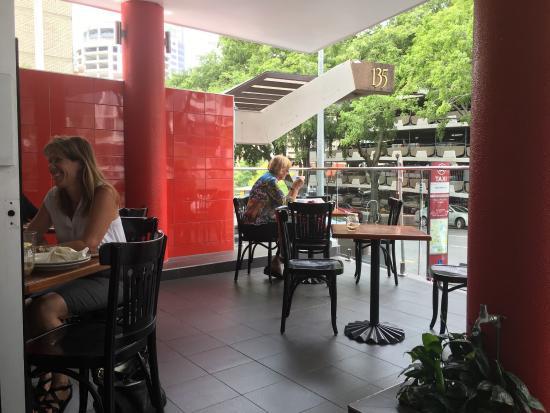 Spring Hill, Australia: Cafe Amadeus