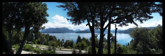 Hosteria Belvedere: Vista desde la habitacion