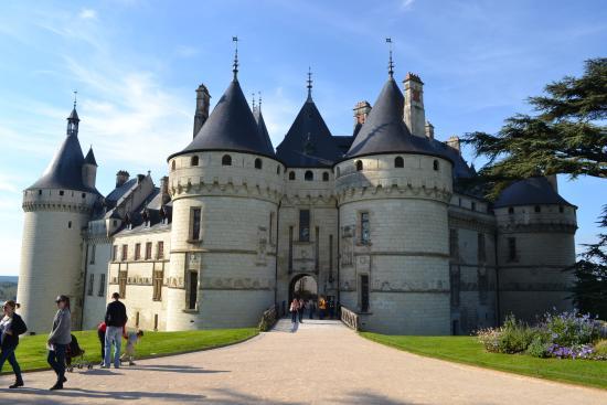 Центр (регион Франции), Франция: Entrada