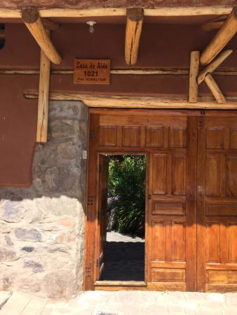 Casa De Aida - a cozy place in Calca