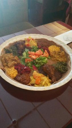 Lalibela Restaurant: 20160517_124221_large.jpg