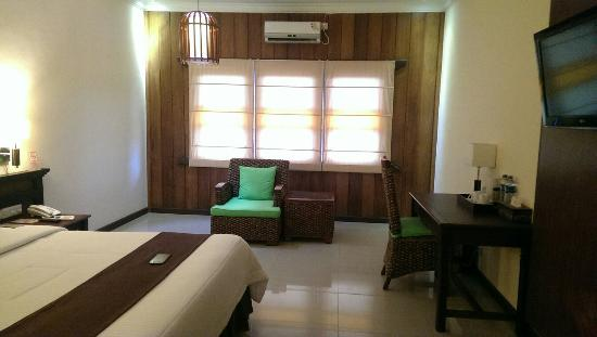 Comfy hotel with Ethnic Outlook