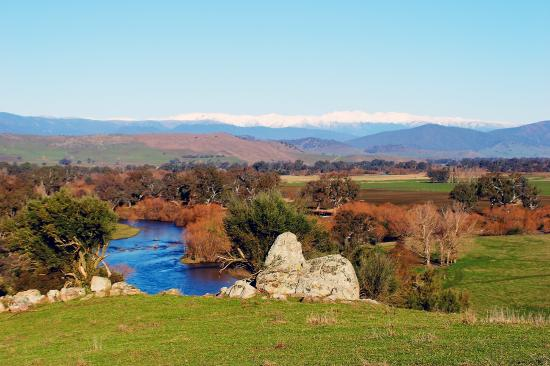Tumbarumba, Australien: Murray to the Snowy Mountains