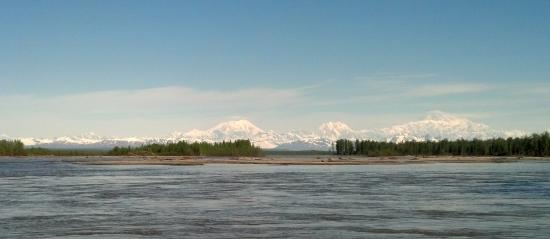 Holiday Inn Express Hotel & Suites Fairbanks: from the beach in Talkeetna