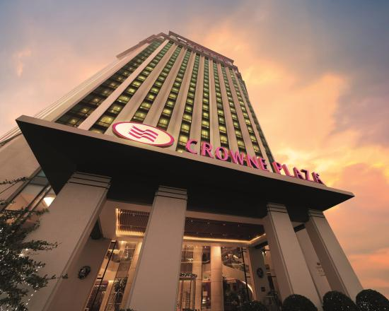Crowne Plaza West Hanoi: Exterior hero shoot