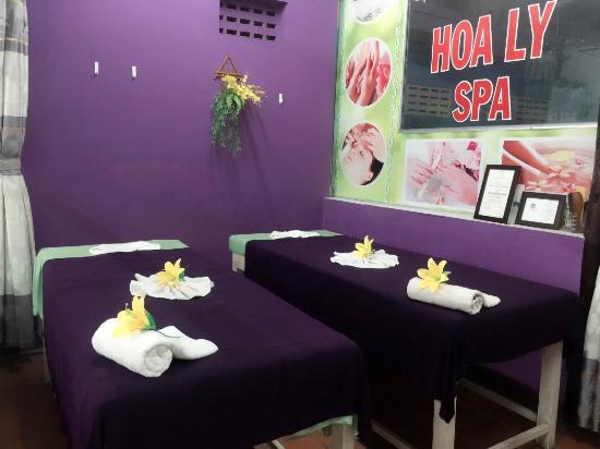 Hoa Ly Spa