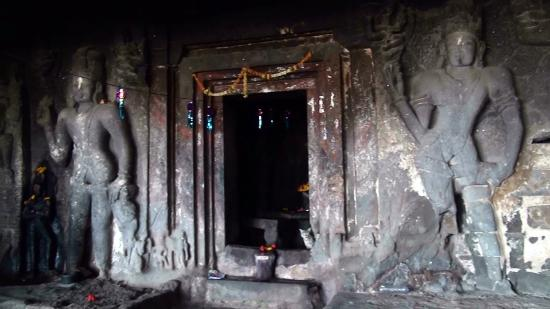 Ahmadnagar, Indie: Mandir