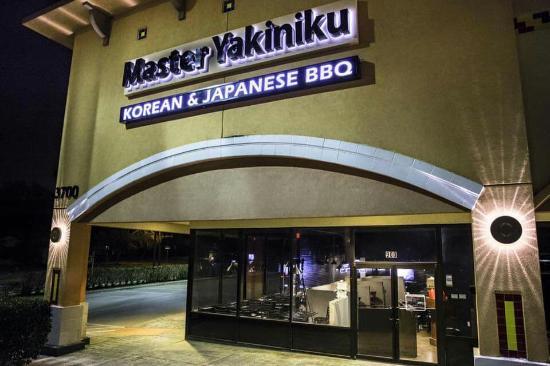 Bryan, Teksas: Master Yakiniku Korean & Japanese