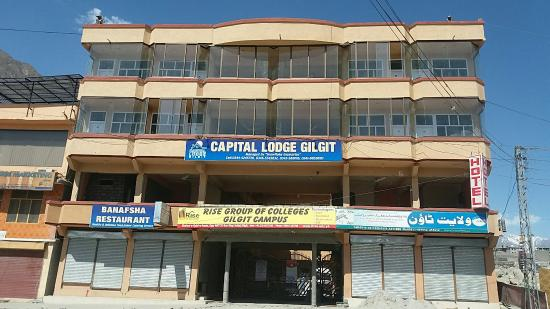Capital Lodge Gilgit