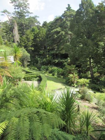 Puhoi, Neuseeland: Lovely grounds