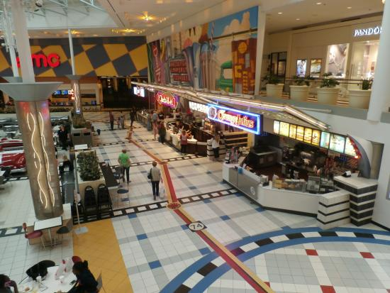 Quail Springs Mall Food Court