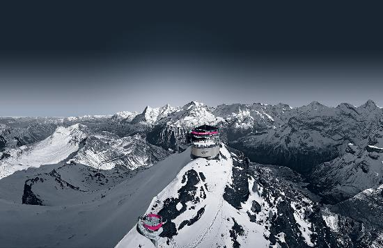 Key Visual Schilthorn - Piz Gloria