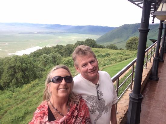 Foto de Ngorongoro Wildlife Lodge