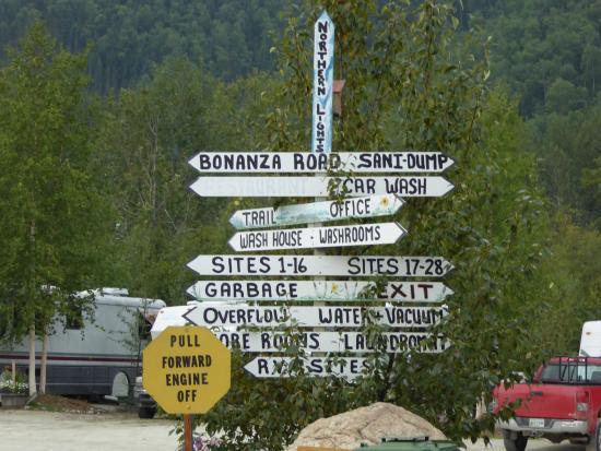 Bonanza Gold Motel & R.v. Park: Need directions?