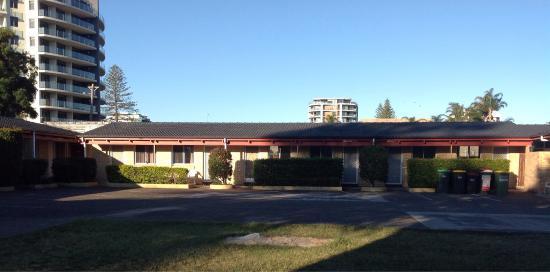 Forster and Wallis Lake Motel