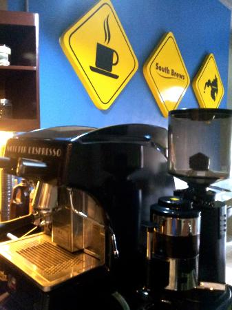 South Brews Coffee
