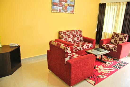 Aditi Comforts Service Apartment Hotel