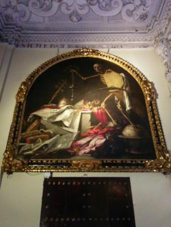 Iglesia de la Caridad: In ictu oculi