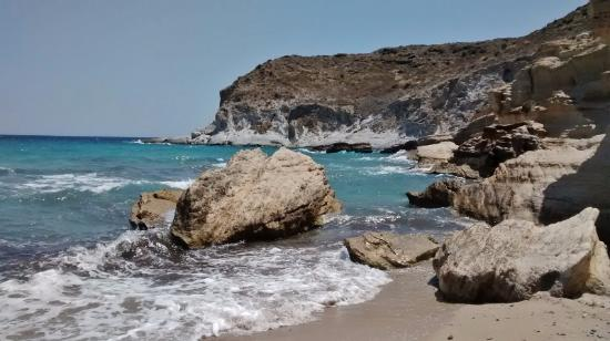 Agua Amarga, Spanien: Cala del Plomo