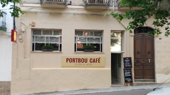 Portbou Café