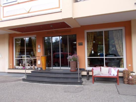Hotel Rosenstock: Hoteleingang