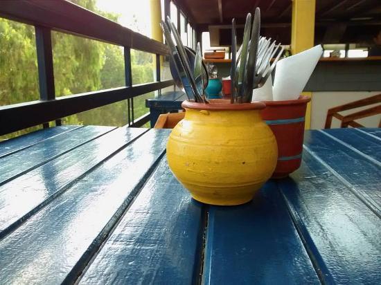 Arama Suites: Creative spot