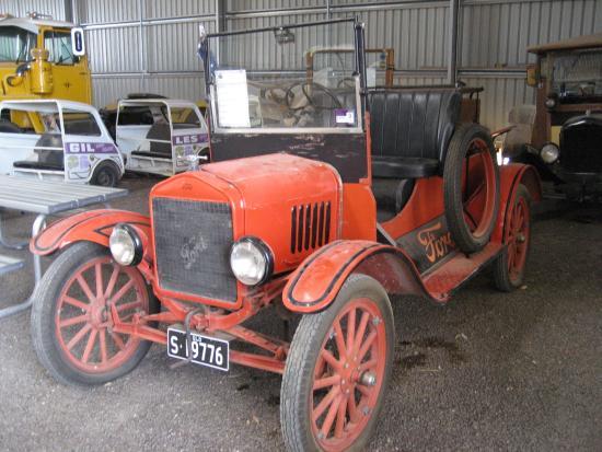 Winton, Australia: Model T Ford