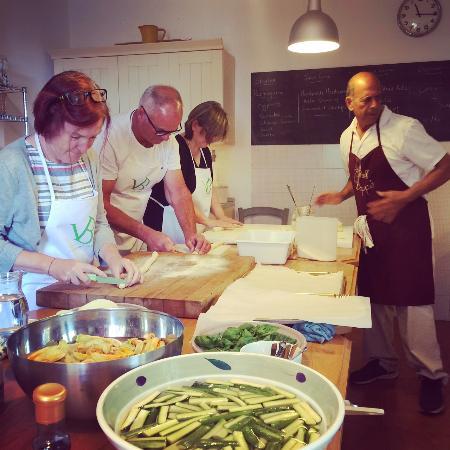 Villa Britannia Cooking Classes