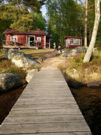 Langasjonas Camping & Stugby